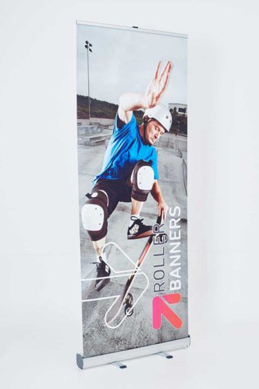 Standard Roller Banners banner printing