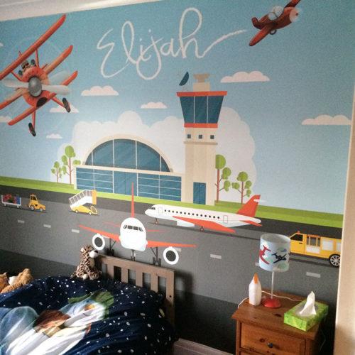 Printed Wallpaper Wall Murals Custom Wallpaper Digital