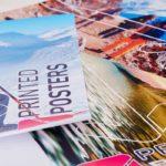 digitally printed posters
