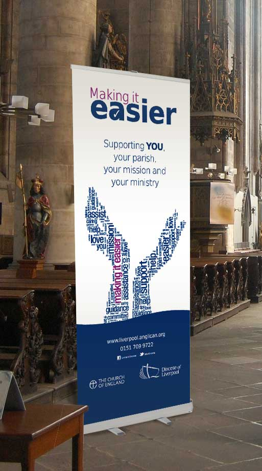 Church Roller Banners Northwestbanners