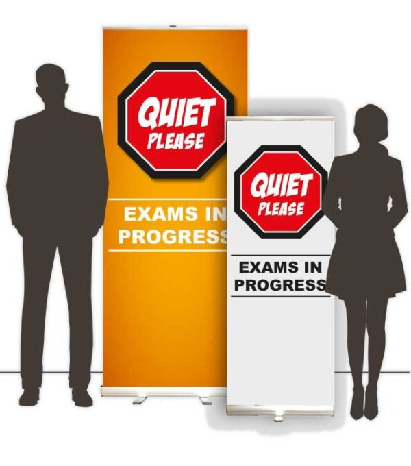 QuitePleaseExamsBannersOverall2 e1521022874264 Quiet please <span>exams in progress roller banner</span>    Image of QuitePleaseExamsBannersOverall2 e1521022874264