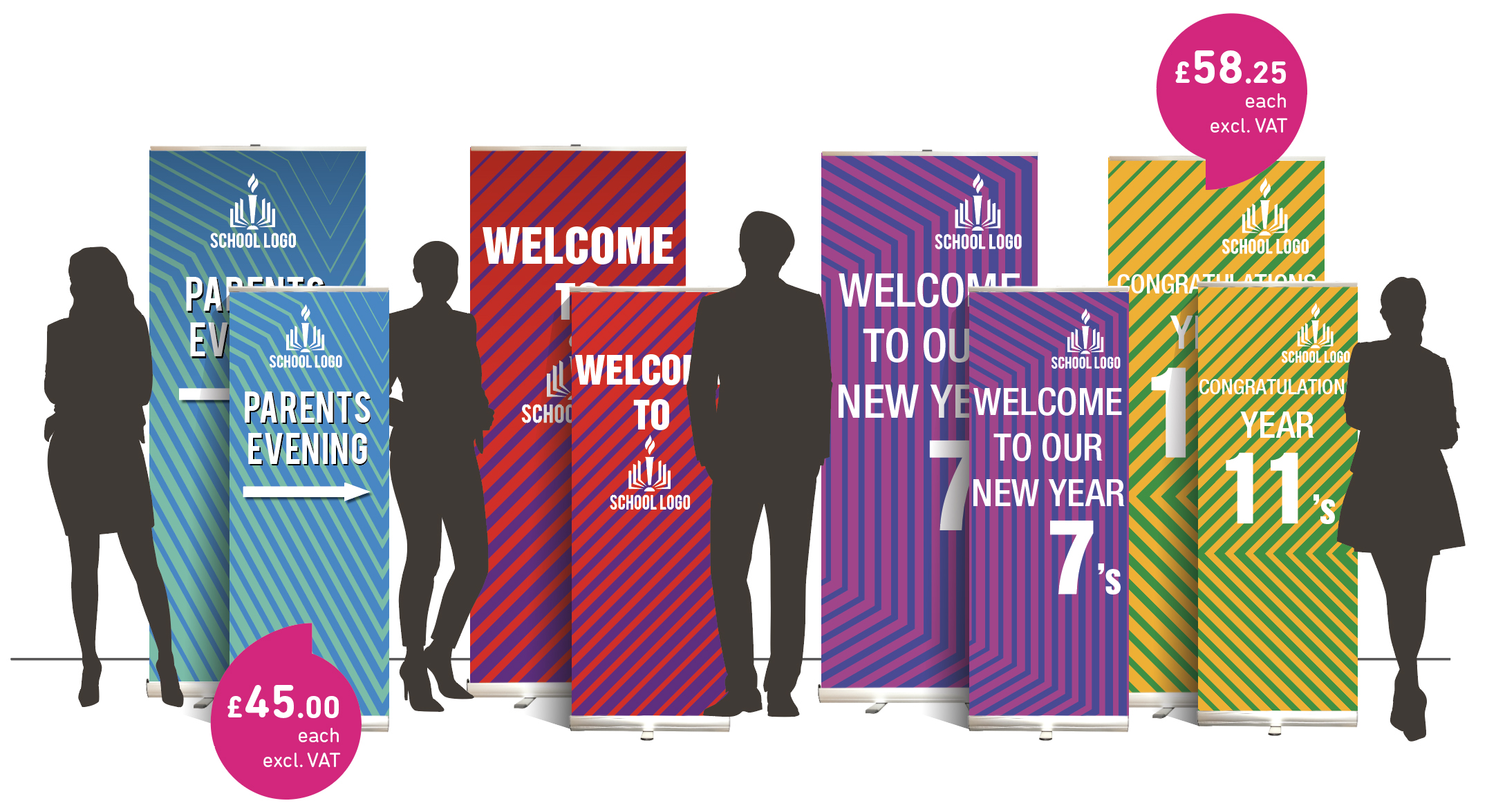 InternalEventBanners Internal Event <span>roller banners</span>