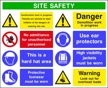 CONS0011 375x307 Site Safety Boards    Image of CONS0011 375x307