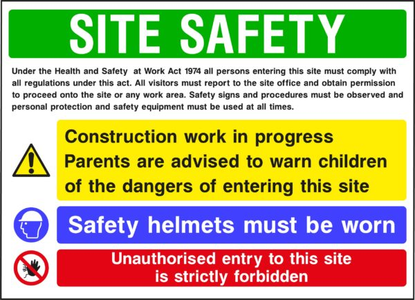 CONS0015 Site Safety <span>Style 5</span>    Image of CONS0015