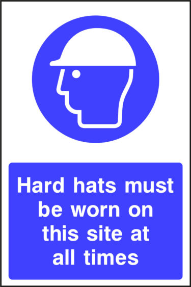 CONS0004 375x563 Safety Signage    Image of CONS0004 375x563