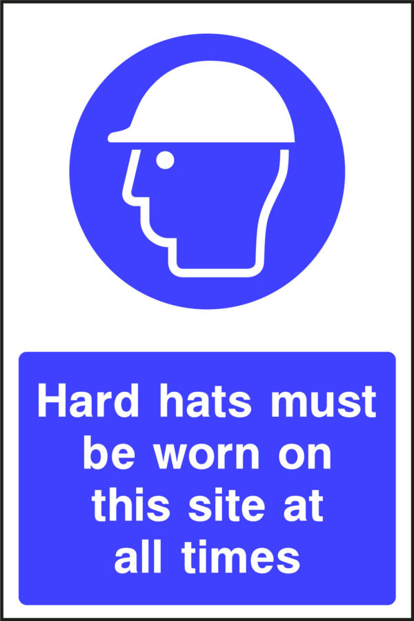 CONS0004 CONS0004   <span>Hard hats must be worn</span>    Image of CONS0004