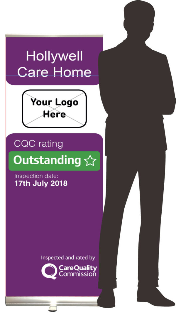 CQCrollerBanerSmall CQC <span>care quality commission roller banner</span>