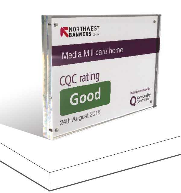 MagBlock2 CQC <span>Certificate Magnetic Display Block</span>    Image of MagBlock2