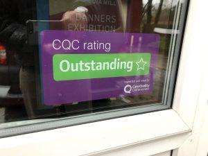 CQC window sticker